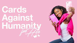 Cards Against Humanity Lampoons Sexist Marketing With Pink 'For Her'