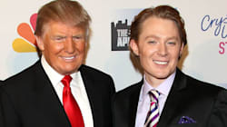 Trump Didn't Decide Who Got Fired On 'The Apprentice,' Clay Aiken