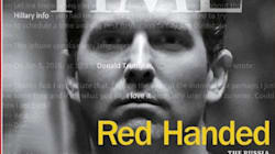 Time Magazine Puts 'Red Handed' Donald Trump Jr. On