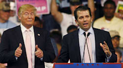Trump: Don Jr Is 'A Good Boy, A Good Kid'. (He's