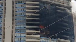 Honolulu High-Rise Ablaze In 5-Alarm Fire; 3 Deaths And Several Injuries