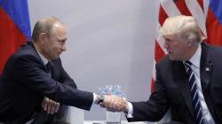 Team Trump's Latest Defense: Collusion Is