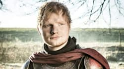 Twitter Hated Ed Sheeran's 'Game Of Thrones'