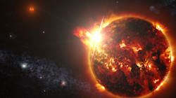 Astronomers Solve Mystery Of Weird Signal Coming From Silent Solar