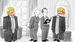 New Yorker Cartoonist Breaks Down The Details Of His Scathing Trump