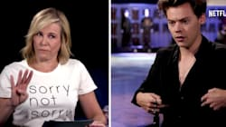 Harry Styles Admits To Chelsea Handler That, Yes, He Has Four