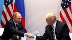 Donald Trump Had A Second Meeting With Vladimir Putin At G-20