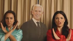 Feminists Serenade Mike Pence With Depressingly Honest Love