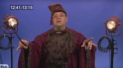 Accio Teen Dumbledore Auditions Featuring Patton Oswalt, Aubrey Plaza And