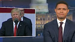 Trevor Noah Calls Trump Out For Telling 'Yacht Sex' Story To Boy