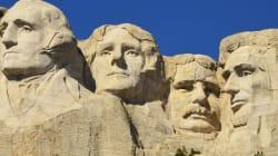 Donald Trump's Mount Rushmore 'Joke' Goes Down As You'd