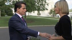 5 Extraordinary Moments From Anthony Scaramucci's BBC