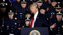 Donald Trump Endorses Police Brutality In Speech To