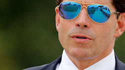 Scaramucci's Wife Files For Divorce Over 'Naked Political