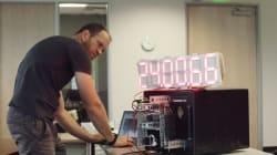 Safe-Cracking Robot Unveiled As Criminal's Best