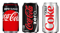 Here's The Difference Between Diet Coke, Coke Zero And Coke Zero
