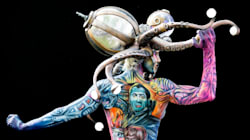 Art Comes Alive At 20th Annual World Bodypainting