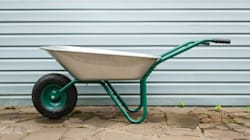 The Case Of The Missing Wheelbarrow Is The Most Canadian Mystery
