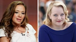 Leah Remini Questions Elisabeth Moss' Continued Support Of