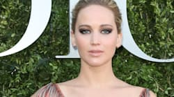 Jennifer Lawrence Says She Still Feels 'Terrified' After Nude Photo