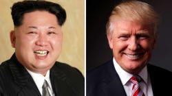 Alguien intercambió el cabello de Trump con el de Kim Jong Un y los tuiteros lo