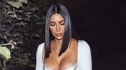 Kim Kardashian Foregoes Pants In Favour Of