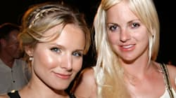 Kristen Bell Drops Knowledge About Anna Faris and Chris Pratt's