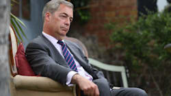 Nigel Farage's Tweet About Nazis Went Down Particularly
