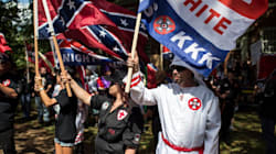 KKK Grand Dragon Says He's 'Glad That Girl Died' During Charlottesville