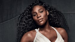Serena Williams: embarazada, radiante y descalza en