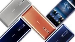 ¿Selfie y foto en la misma pantalla? El nuevo android de Nokia lo hace