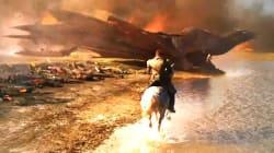 Nikolaj Coster-Waldau Almost Died In That Deep River On 'Game Of Thrones,' So Lay