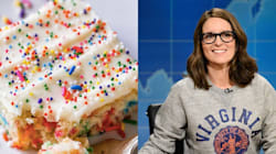 Tina Fey Says You Need These Sheet Cake