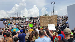 Thousands Protest White Supremacy In New