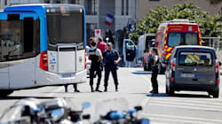 Breaking: Marseille Car Crash At Bus Stops Leaves At Least One Person