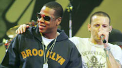Jay-Z Pays Tribute To Chester Bennington With 'Numb/Encore'