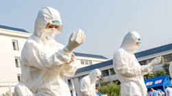 Health Officials Worry A Deadly Avian Flu In China Could Be Next