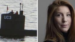 潜水艦で密室殺人?