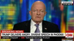 Veteran Security Chief Explains Why Trump's Speech Should Terrify