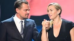 Yes, Kate Winslet And Leonardo DiCaprio Quote 'Titanic' Lines To Each