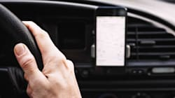 Using Your Smartphone As A SatNav Is As Illegal As Texting While