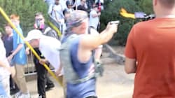 Video Shows Man Shooting At Crowd During Charlottesville