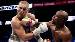 The Most Brutal Photos From The Mayweather-McGregor