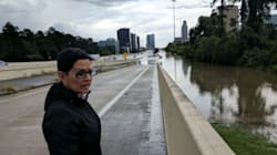 Here's The Latest On Houston And Hurricane Harvey: Dams At