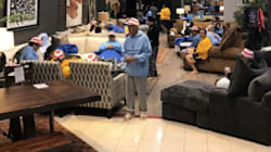 Houston Businessman Turns His Furniture Stores Into Storm