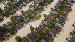 Aerial Photos Show True Scale Of Flooding Catastrophe In