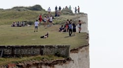 Birling Gap, Sussex Chemical 'Haze' Investigation Looking At Whether It Was 'Emission From