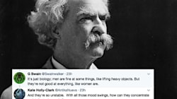 This Twitter Thread Satirizing How Men Talk About Women Is Too