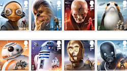 New 'Star Wars' Postage Stamps Are 'Bleep Bloop'