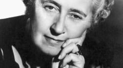 Quando Agatha Christie disse que queria sair melhor nas